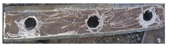 cement kiln plates