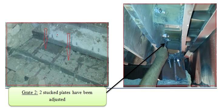 grate cooler repair