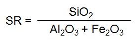 Al2O3 + Fe2O3