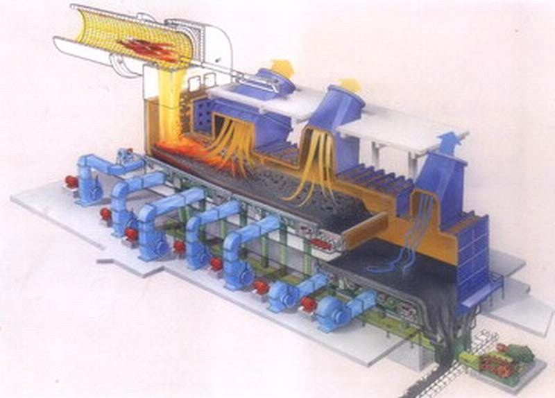 Flash Cement Plant In Cooler : Grate cooler infinity for cement equipment