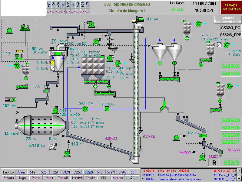 Cement Mill Operation : Discussion about cement mill operation infinity for