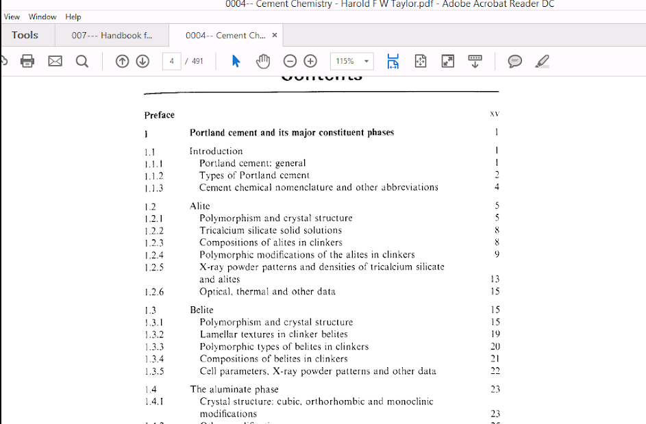 Download Most Important Cement Books And Manuals And Excel Calculation Sheets Infinity For Cement Equipment